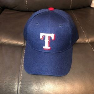 NWT Frisco Rough Riders &  EUC Texas Rangers Caps